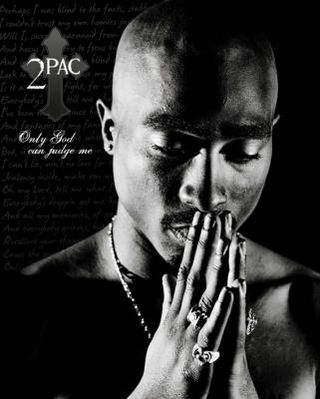 Mini-Posters-Tupac---Only-God-can-judge-me-330352